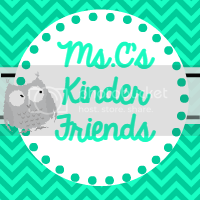 grab button for Ms.C's Kinder Friends