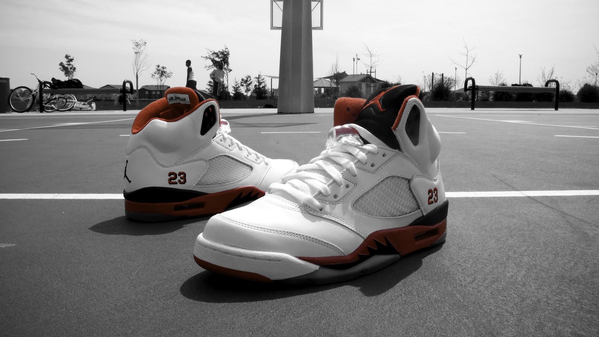Nike Air Jordan Shoes Wallpaper Pictures
