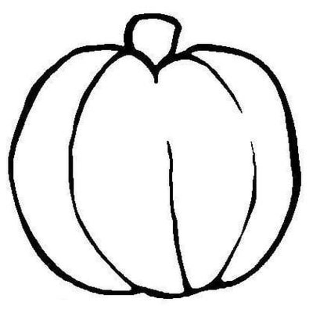 Easy Coloring Pages | Free download on ClipArtMag