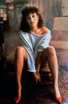 Fictional Fashion Icon: Alex from Flashdance