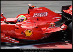 Felipe Massa. Formula 1