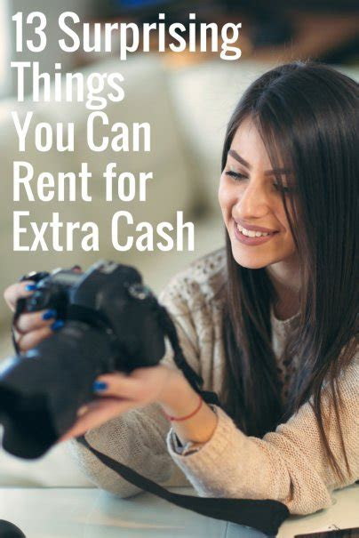 surprising    rent  extra cash