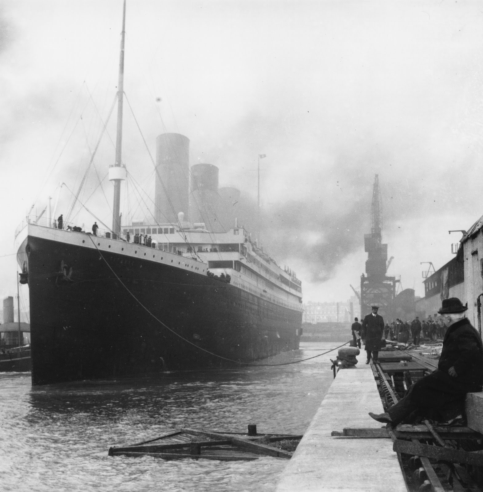 Royal Mail Steamer RMS Titanic