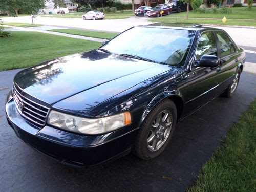 Purchase used 2003 Cadillac Seville STS,1 owner,runs ...