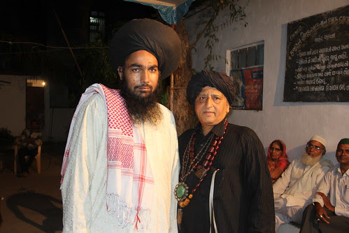 Amin Malang Baba And Me Vijapur Takiya Mehsana Gujrat by firoze shakir photographerno1