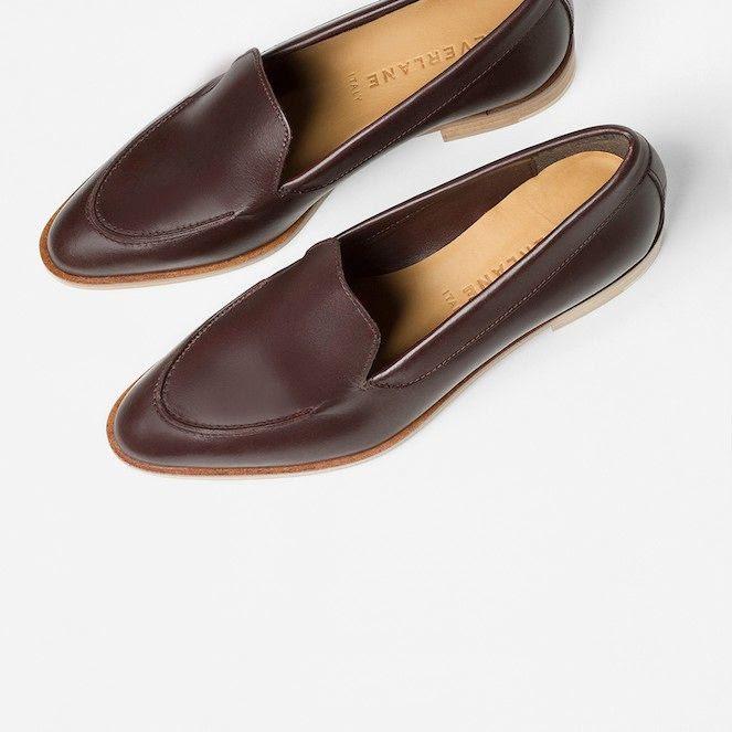 Le Fashion Blog -- Shoe Crush: Everlane The Modern Loafer in Burgundy -- photo Le-Fashion-Blog-Shoe-Crush-Everlane-The-Modern-Loafer-Burgundy.jpg