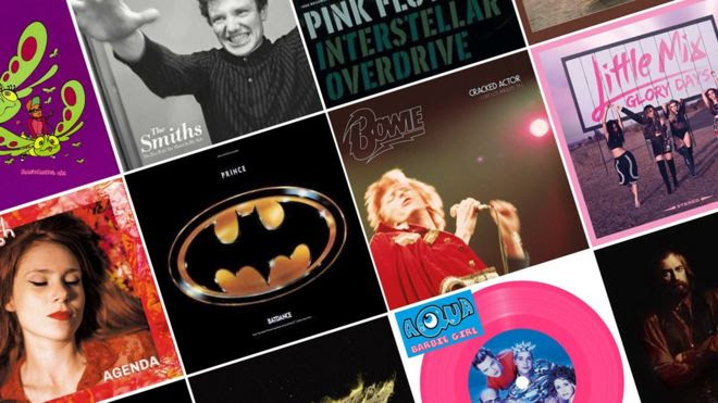 A selection of this year's Record Store Day releases