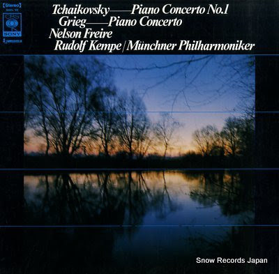FREIRE, NELSONN tchaikovsky; piano concerto no.1