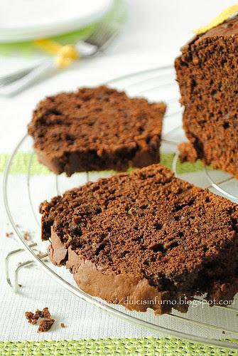 Cake al Cioccolato e Zucchini-Chocolate and Zucchini Cake