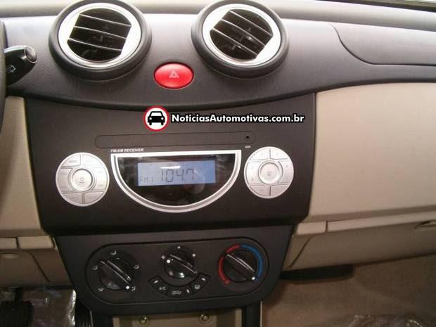 lifan 320 impressoes metal omega 12 Lifan 320: impressões de um leitor, com fotos e vídeo