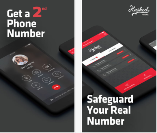 25 Android and iPhone Second Phone Number Apps for Business Only Calls - Hushed