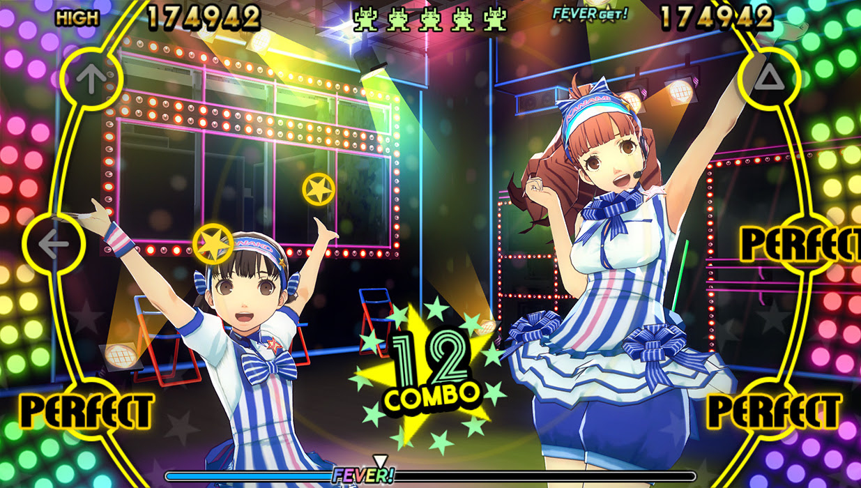 Persona 4 Dancing All Night Psvita Otaku Gamers Uk