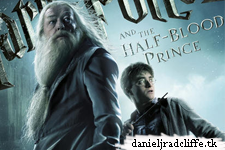 Harry Potter and the Half-Blood Prince news: new US trailer and poster