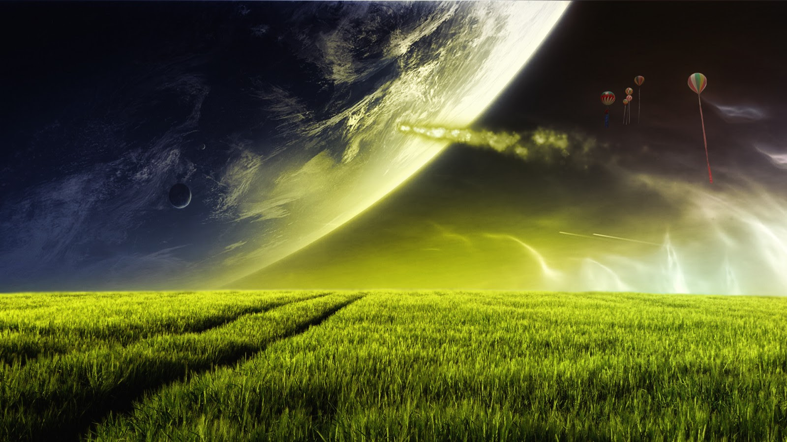 Hd Alien Planet Wallpapers Downloads