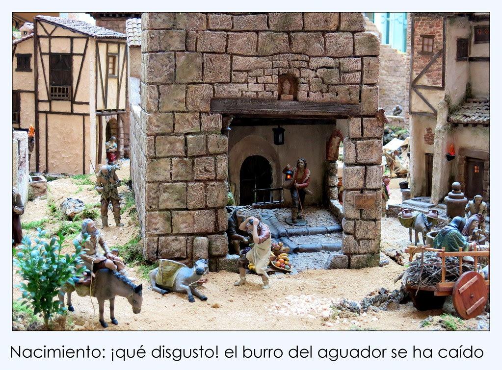 Nacimiento realizado por la Asociación de Belenistas de Madrid-009