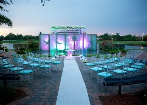 Miramar Cultural Center Wedding Venue in South Florida