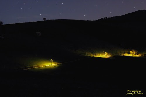 Carretera Comarcal (Nocturna)