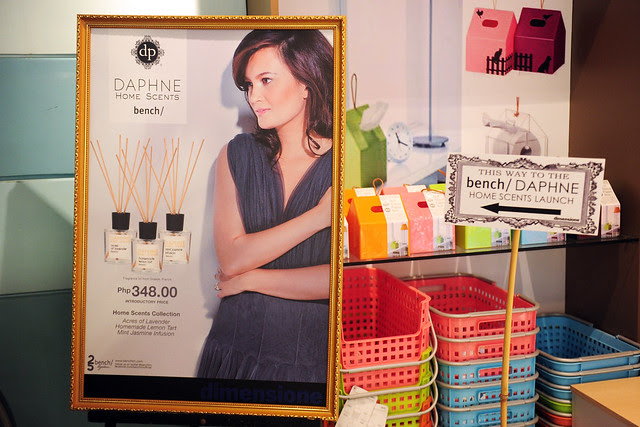 Daphne Scents Dimensione by Bench