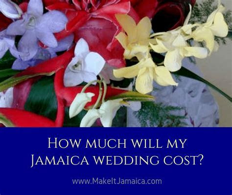 Jamaica Villa Weddings: How much will my wedding in