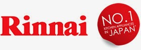 Rinnai logo pictures
