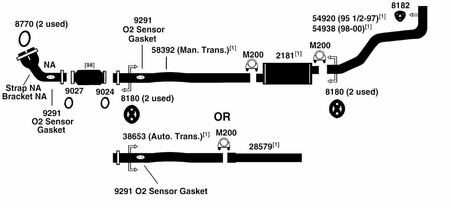 2006 Toyota Tacoma Parts Diagram