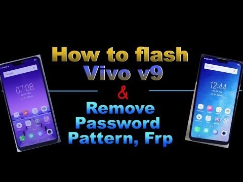 Techie Tech: How to flash vivo v9 with qfil
