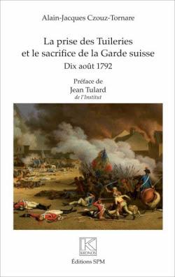 La-prise-des-tuileries-et-le-sacrifice-de-la-garde-suie