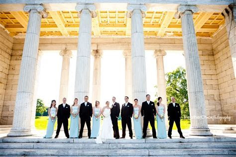 Temple of Music, Roger Williams Park   Wedding Photography