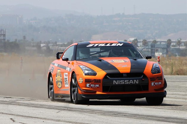 Stillen Nissan GT-R Targa Race Car