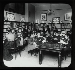 Aguilar F. C. L., East Broadwa... Digital ID: 100746. New York Public Library