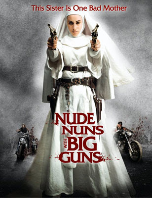 Nude Nuns Big Guns