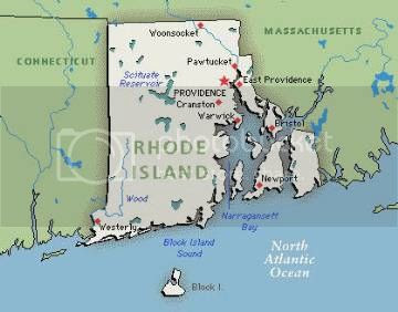 Colony of Rhode Island