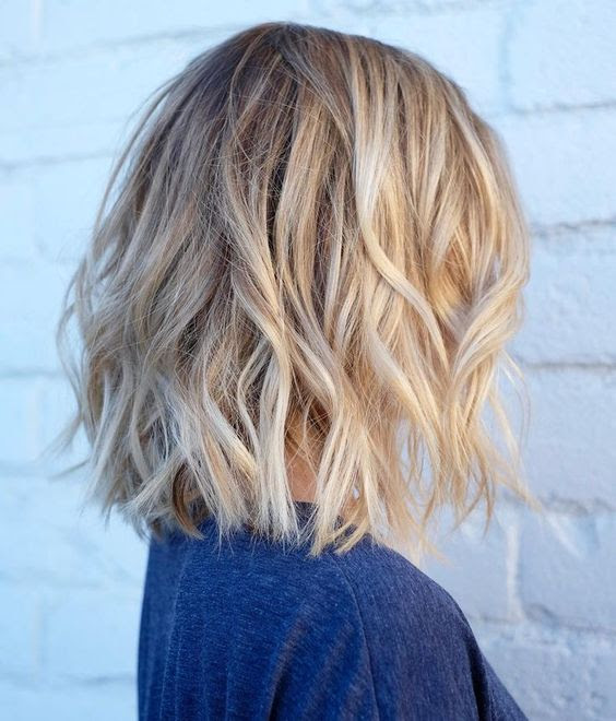 10 Stylish Sweet Lob Haircut Ideas Shoulder Length Hairstyles 2019