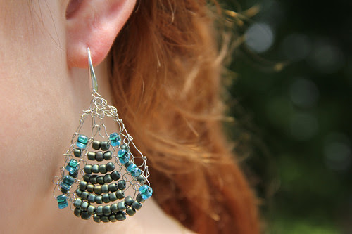 Butin Earrings Wire Style