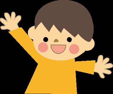 子どものイラスト挿絵 無料イラストフリー素材2