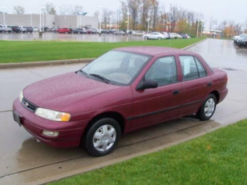 1997 Kia Sephia Data, Info and Specs | GTCarLot.com
