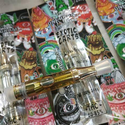 Buy exotic cartridges online   buy thc vape oil Australia