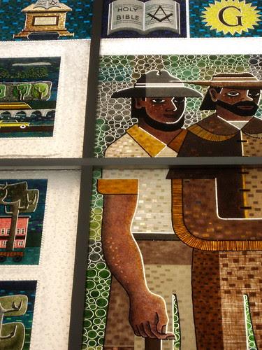 masonic mosaic
