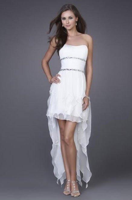 Evening gown wedding dresses