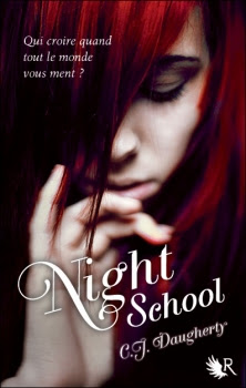 Couverture Night School, tome 1