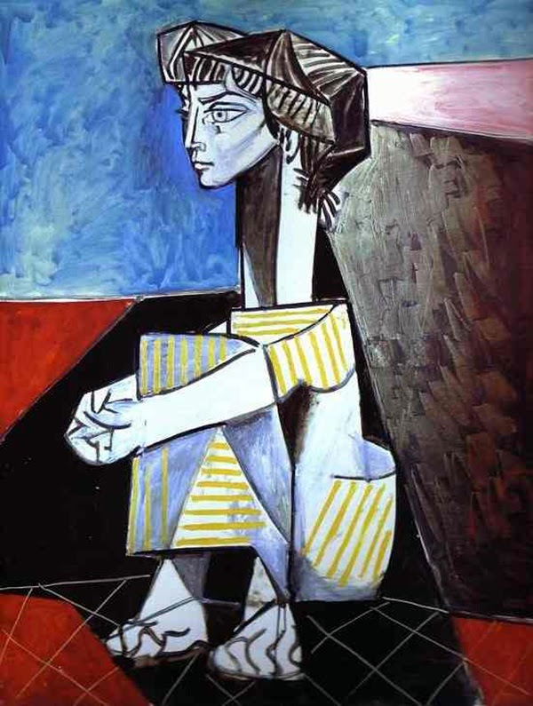 Excellent Examples Of Cubism Art Works (33)