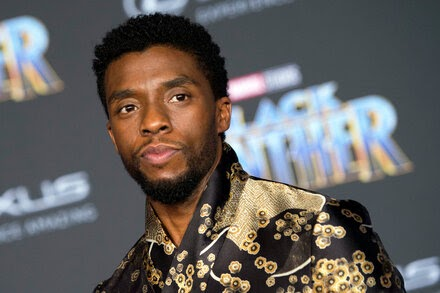 TREND ESSENCE:'Black Panther' Star Chadwick Boseman Dies of Cancer at 43
