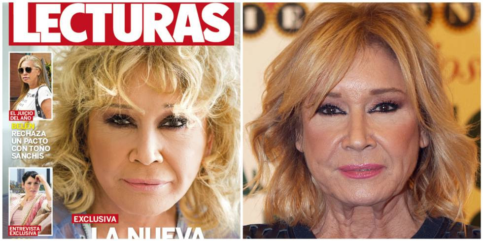 Mila Ximenez nueva cara