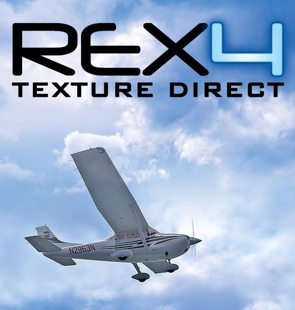 REX 4 Texture Direct With Soft Clouds [FSX/P3D]
