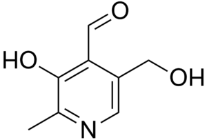 chemical structure of pyridoxal