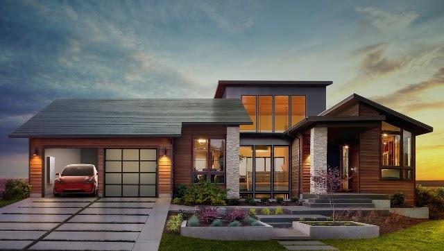 michel fouineux tesla commence vendre le toit solaire musk. Black Bedroom Furniture Sets. Home Design Ideas