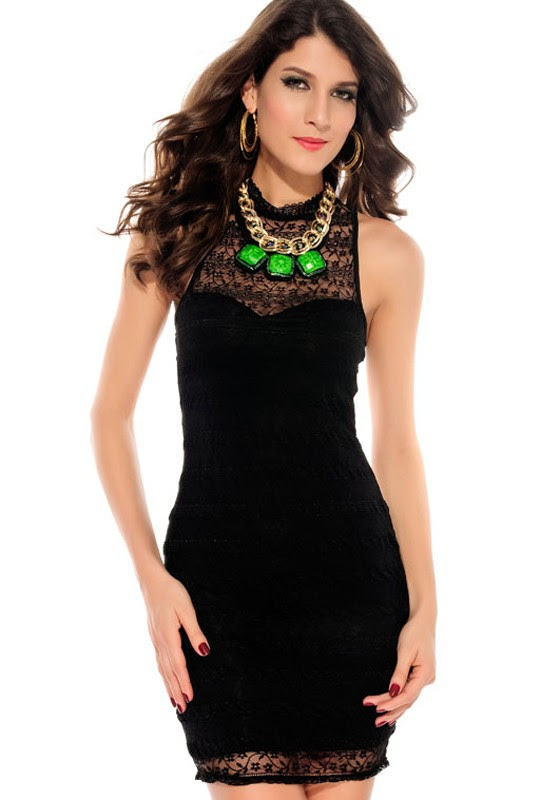 Out Round Dresses Neck Bodycon Patchwork Hollow shakespeare's time