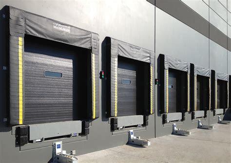 american roll  door loading dock works