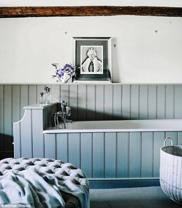 Farrow and Ball Hardwick White and Cornforth White