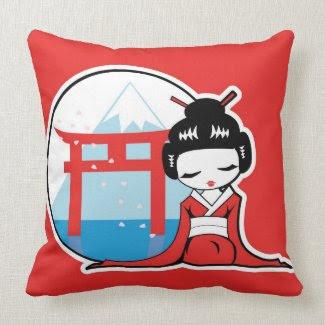 Esencia de Japón Cojines